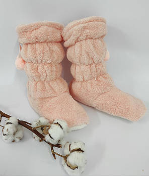 Тапочки женские Maison D*or размер 39-40 персик