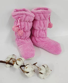 Тапочки женские Maison D*or размер 38-39 розовые