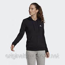 Женская толстовка adidas W SL FT FZ HD GL0799 2021