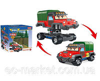 Іграшка Робокар Полі (Robocar Poli) 898 Почер позашляховик-браконьєр, фото 1