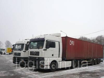 Контейнерные грузоперевозки по Полтавской области