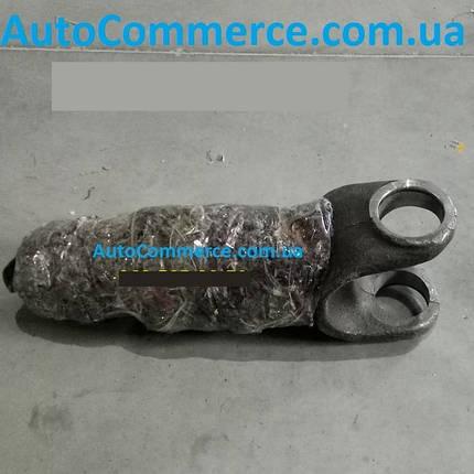 Вилка (осевая) шлицевого вала карданного FAW 3252, 3312 Фав 3252 (220102050А), фото 2