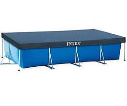 Тент для бассейна Intex 28038, размер 300-200см