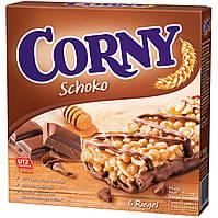 Батончики Corny Schoko 6s 150 g