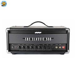 """Усилитель """"голова"""" - басовый Ebs Classic 500"""