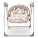 Детская качель для новорожденных  EL CAMINO ME 1047 AIRY BEIGE, фото 2