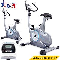 Велотренажер магнитный USA Style GBMK-601B Для дома. Вес до 130 кг, фото 1