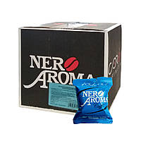 Кава в капсулах Aroma Nero Nero Decaffeinato 50 шт