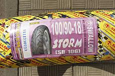 Покришка 100/90-18 Swallow SB-106 Storm, фото 2