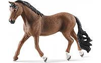 Schleich 13909 Фигурка конь Тракененский мерин Trakehner gelding Horse Club