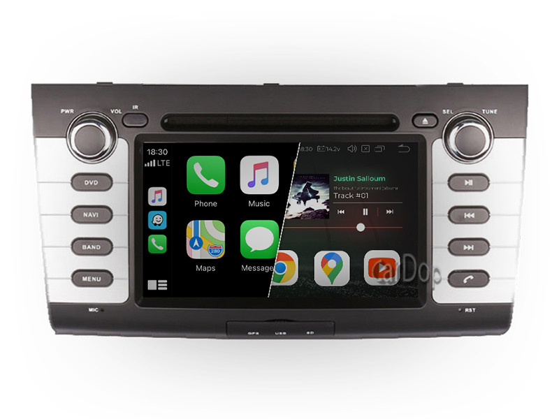 Штатна магнітола Suzuki Swift (ZD) 2004-2010 CarPlay DVD