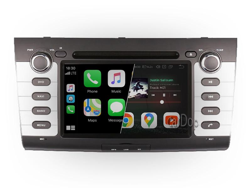 Штатная магнитола Suzuki Swift (ZD) 2004-2010 CarPlay DVD