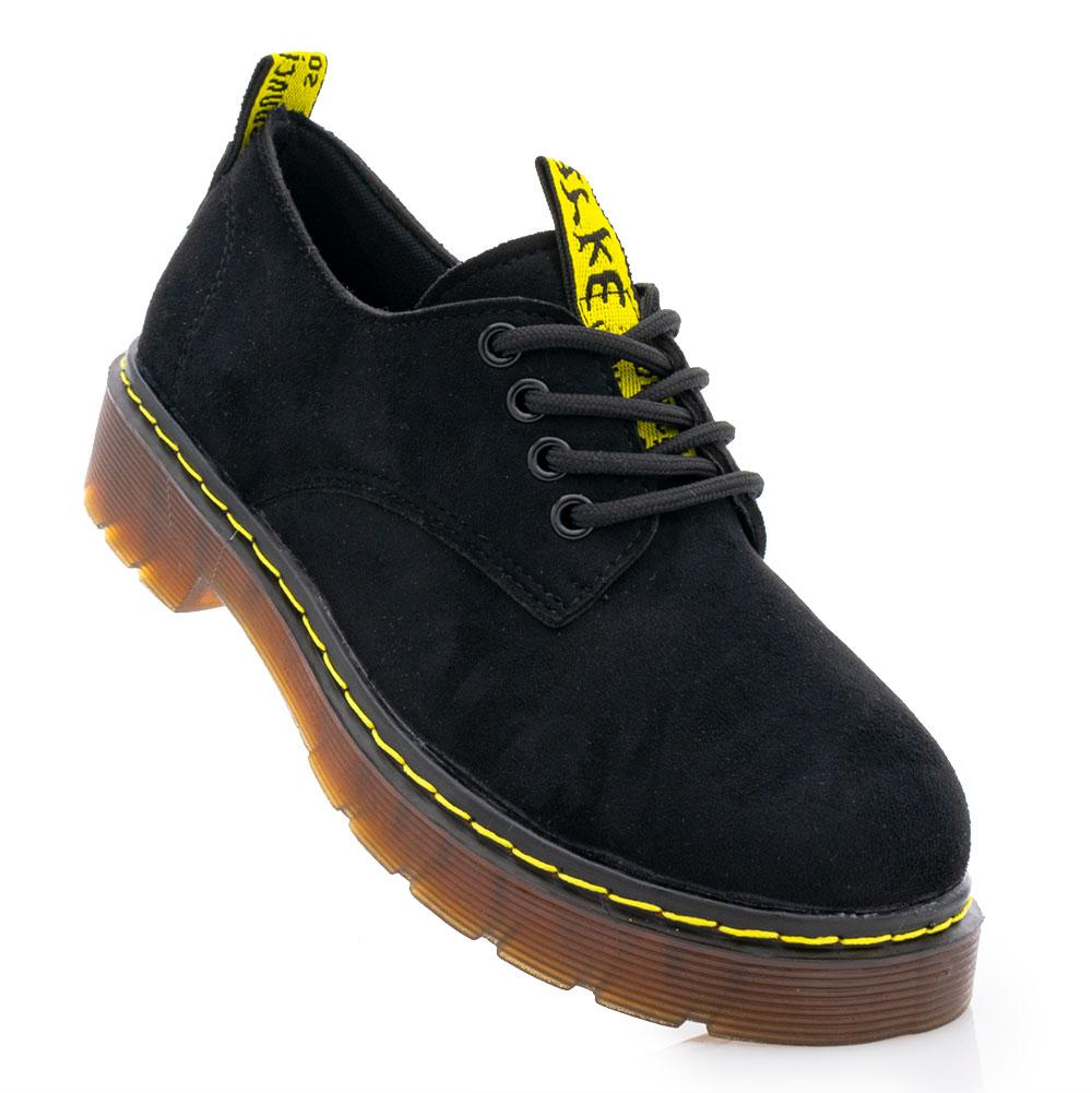Туфли для девочек Loretta 36  черные 981354