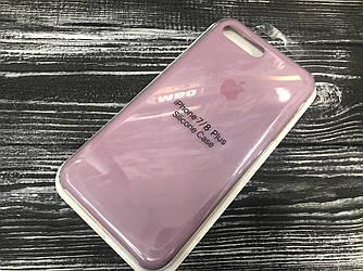 Silicon Case Original Apple iPhone 7Plus,8Plus/Blueberry/Высокое Качество/