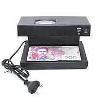 Ультрафиолетовый детектор валют для проверки денег и купюр УФ Money Detector AD-2138 220V Детекторы для денег, фото 1