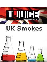 Набор для замеса жидкости T-Juice UK Smokes 100 мл.
