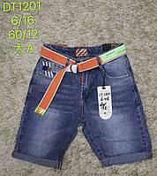 Джинсові шорти для хлопчиків S&D, 6-16 років. Артикул: DT1201