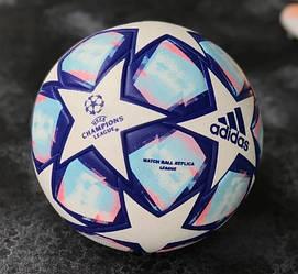 Мяч футбольный Лига Чемпионов реплика
