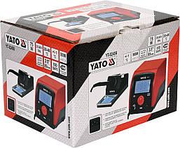 Паяльная станция 75 Вт с ЖК-дисплеем YATO YT-82456, фото 2