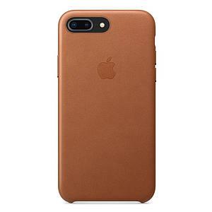 Чохол накладка на iPhone 7 Plus/8 good Plus Leather Case saddle brown