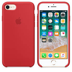 Чохол OEM for Apple iPhone 7/8 Silicone Case (PRODUCT) RED (MMWN2)