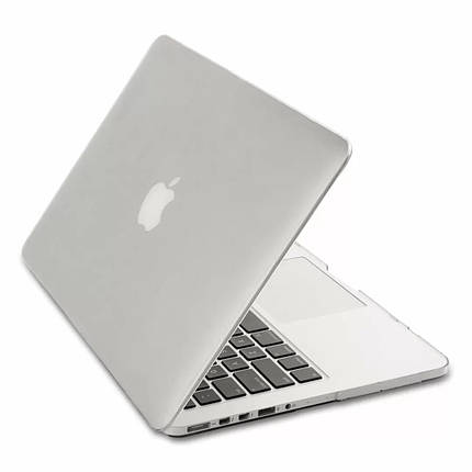 "Чохол накладка DDC пластик для MacBook Pro 13"" (2016/2017/2018/2019) crystal, фото 2"