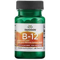 Swanson Vitamin B-12 500 mcg 30 caps