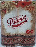 Полотенце бумажное Premier 2шт/уп