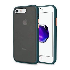 Чохол накладка xCase для iPhone 6 Plus/6s Plus Gingle forest green series