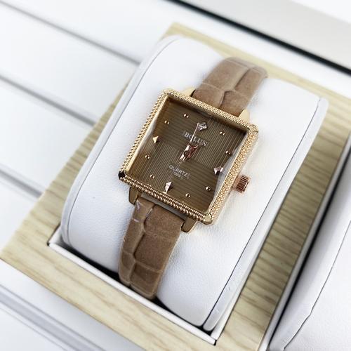 Оригинал! Женские часы Bolun 5598L light Brown