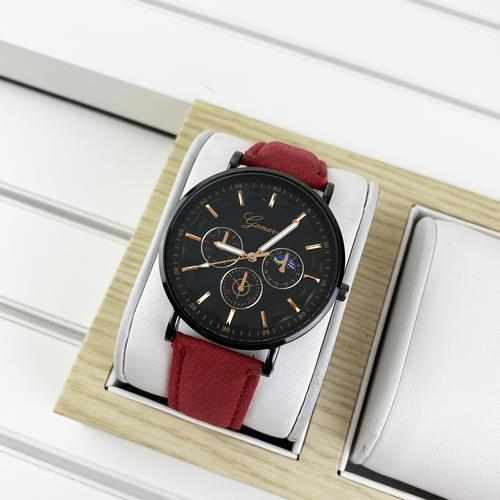 Laconee Geneva06 Red-Black