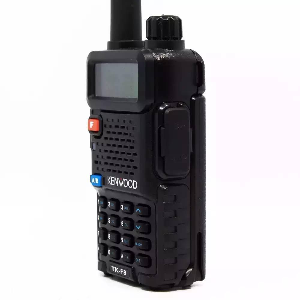 Рация Kenwood TK-F8 UHF 1800 мАч