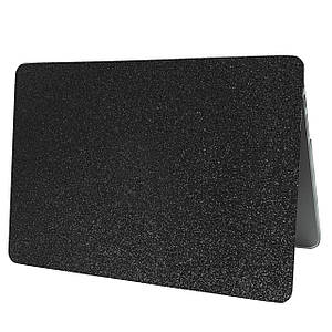 "Чохол накладка DDC пластик для MacBook Air 13"" (2008-2017) picture glitter black"