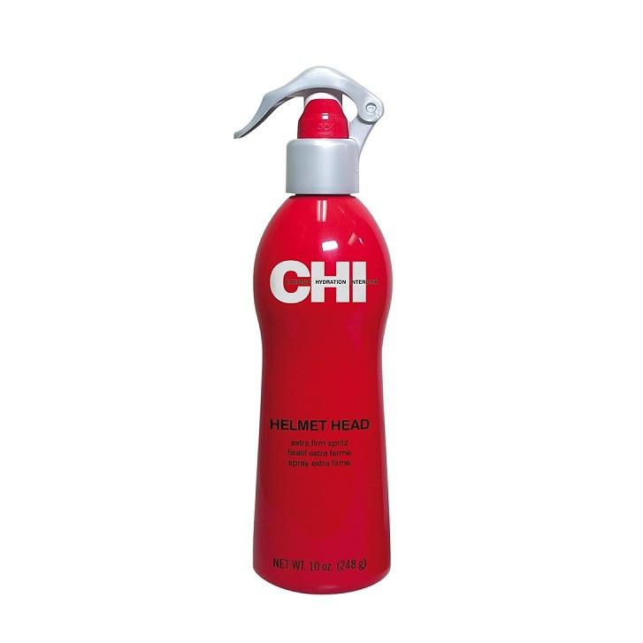 Спритц для объема волос экстрасильной фиксации CHI Helmet Head Extra Firm Spritz, 300 мл