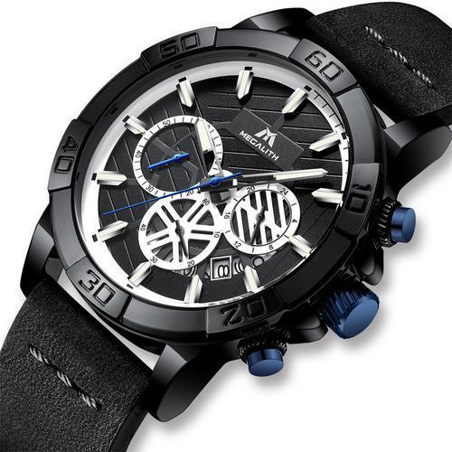 Megalith 8086M Black-Blue