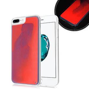 Чохол накладка xCase для iPhone 7 Plus/8 Plus Neon Case red