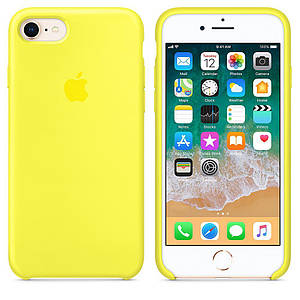 Чохол OEM for Apple iPhone 7/8 Silicone Case Flash (MR672)