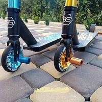 Трюковый самокат Best Scooter ,для трюков ,HIC система ,Пеги 2 шт, фото 1