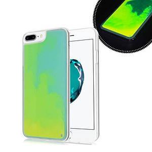Чохол накладка xCase для iPhone 7 Plus/8 Plus Neon Case yellow