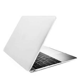 "Чехол накладка DDC пластик для MacBook 12"" matte white"
