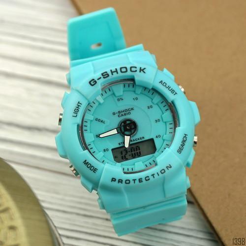 Наручний годинник Касіо якісна копія Baby-G 8200 Turquoise