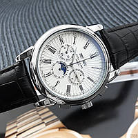 Наручные часы с Механика с автоподзаводом Patek Philippe Grand Complications Roman Black-White