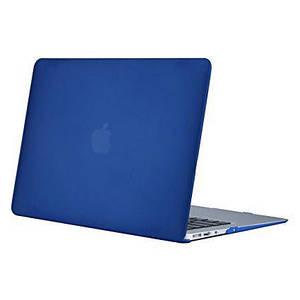 "Чохол накладка DDC пластик для MacBook Air 13"" (2008-2017) blue matte"
