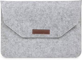 Папка конверт Felt sleeve bag для MacBook 15.4'' gray