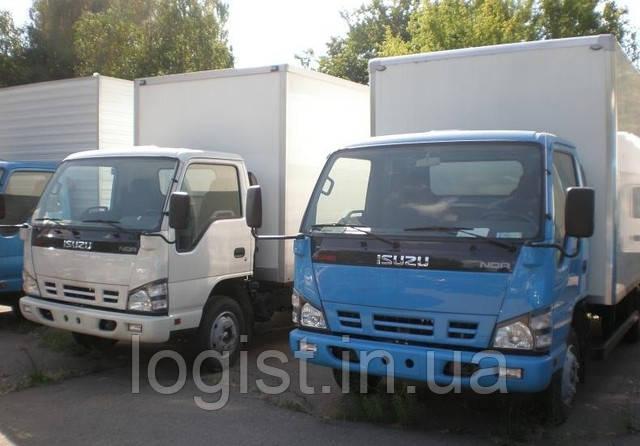 Услуги грузоперевозок цельнометами по Полтавской области