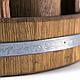 Пивной дубовый набор Greus на 4 персоны для бани и сауны, фото 6