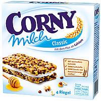 Батончики Corny Milch Classic 4s 120 g