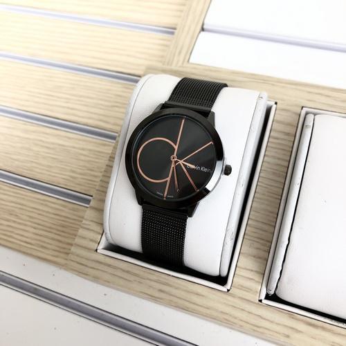 Calvin Klein P18  All Black-Cuprum Small