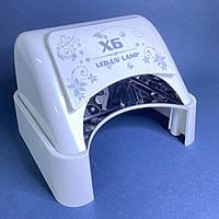 LED-лампа для нігтів X-6, 12Вт