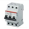 S203-C50 Автоматичний вимикач 3п 50А З